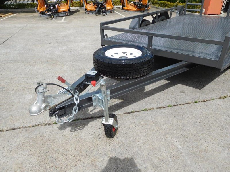 interstate trailers 4.5 ton plant trailer 236246 033