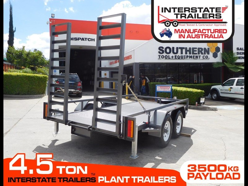 interstate trailers 4.5 ton plant trailer 236239 007