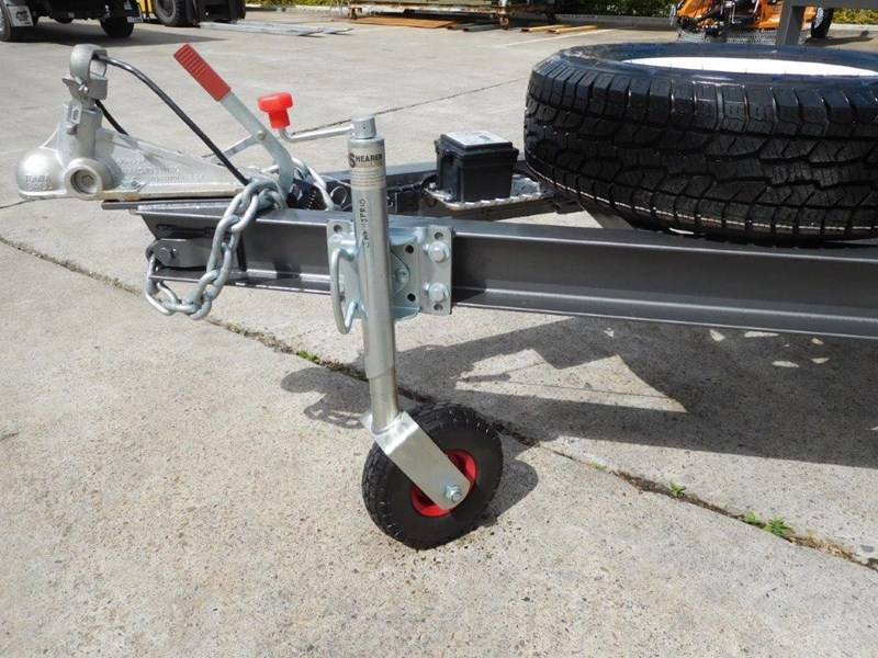 interstate trailers 4.5 ton plant trailer 236239 039