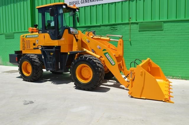 agrison tx930 wheel loader 426019 001