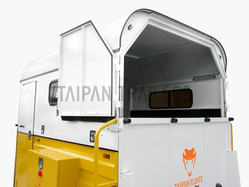 taipan 2 horse straight load horse float 426162 019