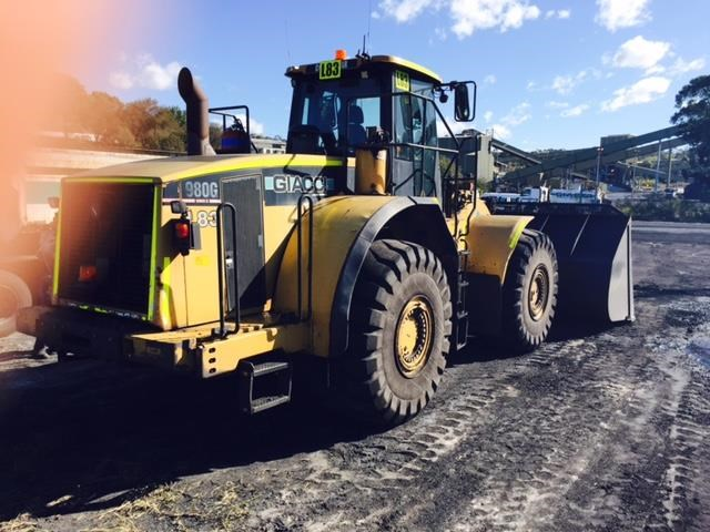caterpillar cat 980g x2 426483 027