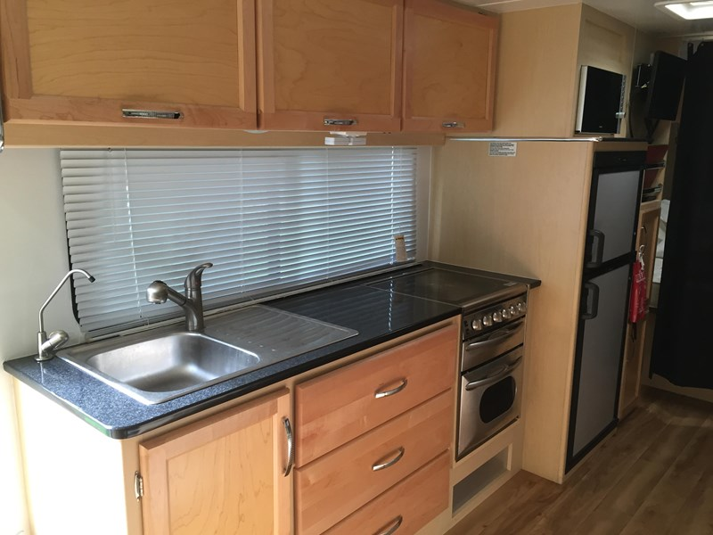 talvor luxury 25ft caravan 426568 009
