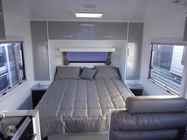leader caravans gold 19 tandem ensuite independent suspension 427191 021