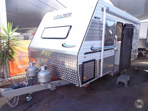 leader caravans gold 17'single axle ensuite 427198 001