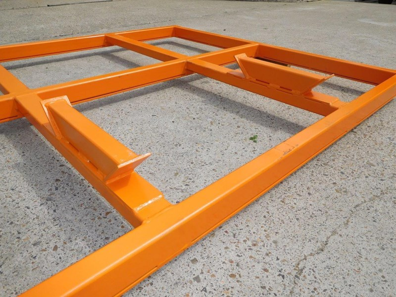 other heavy duty extreme built 2100 mm width levelling bars attachments / 2100mm x 1800mm spreader bars [attbars] 427523 013