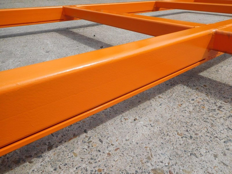other heavy duty extreme built 2100 mm width levelling bars attachments / 2100mm x 1800mm spreader bars [attbars] 427523 016