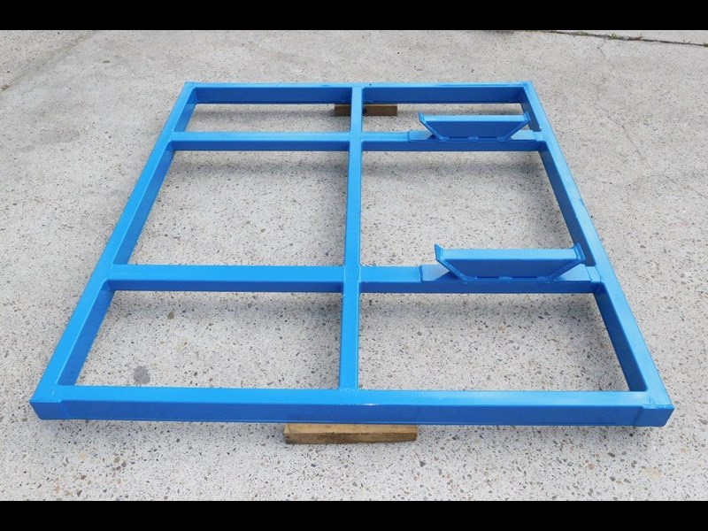 other heavy duty extreme built 1800mm x 1600mm spreader bars / 1800 mm width levelling bars attachments [attbars] 427658 019