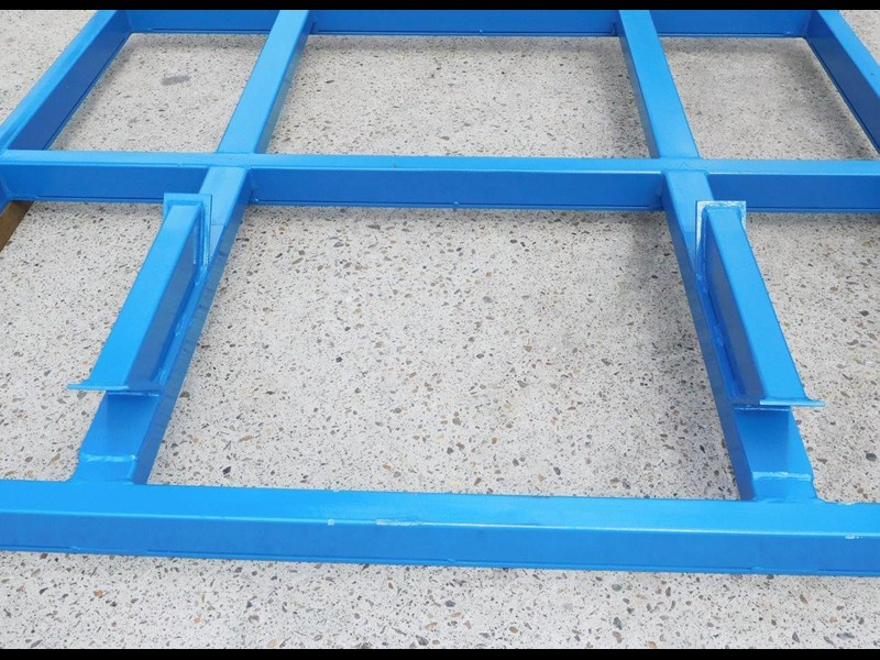 other heavy duty extreme built 1800mm x 1600mm spreader bars / 1800 mm width levelling bars attachments [attbars] 427658 023