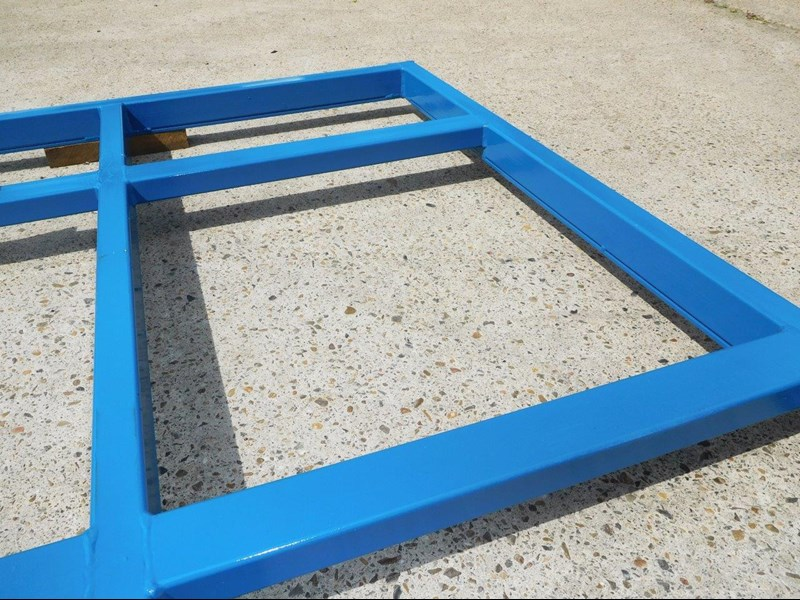 other heavy duty extreme built 1800mm x 1600mm spreader bars / 1800 mm width levelling bars attachments [attbars] 427658 029