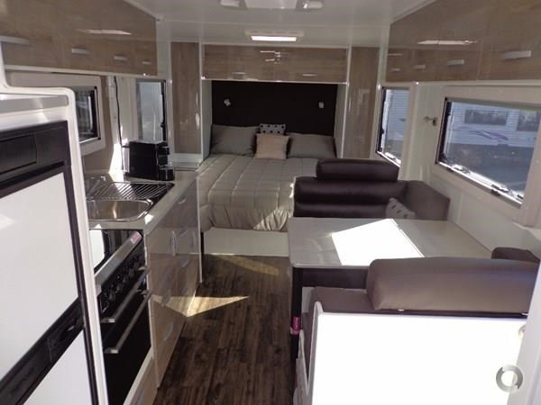 leader caravans 19' gold ensuite 427716 011