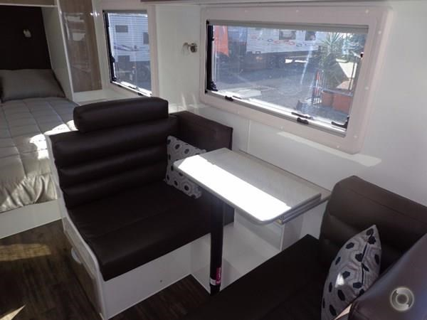leader caravans 19' gold ensuite 427716 013