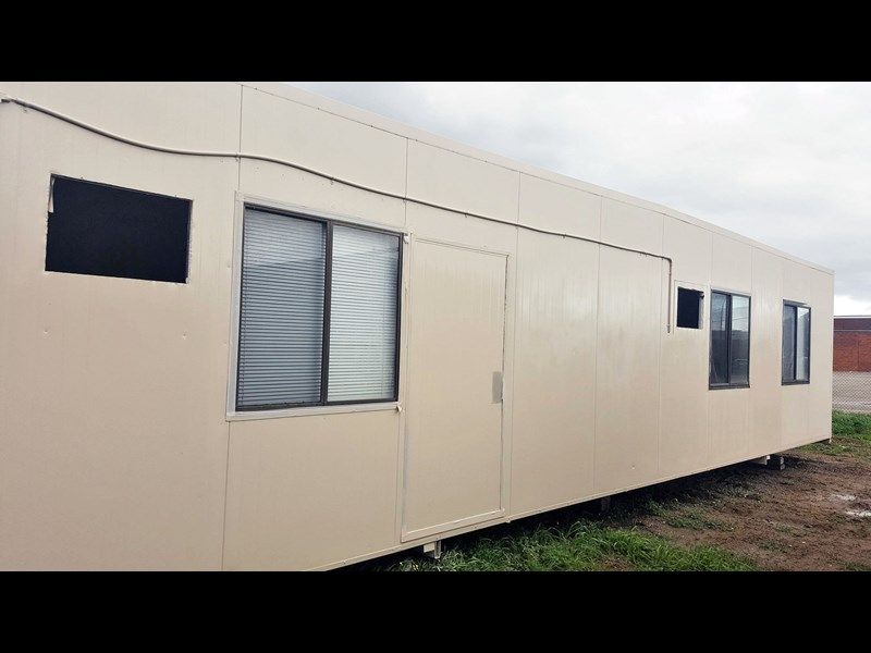 e i group portables used 12m x 8.4m 416961 001