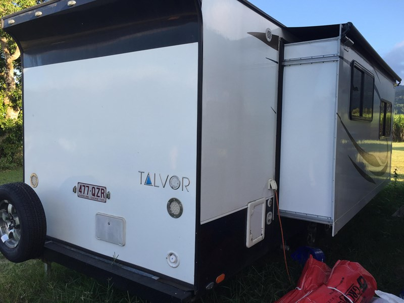 talvor luxury 25ft caravan 426568 011