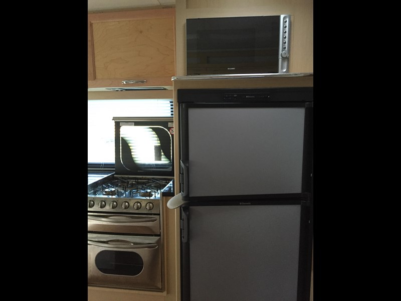 talvor luxury 25ft caravan 426568 017
