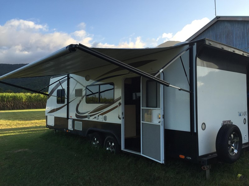 talvor luxury 25ft caravan 426568 019