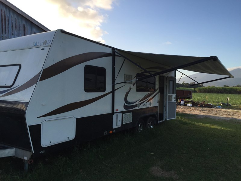 talvor luxury 25ft caravan 426568 029