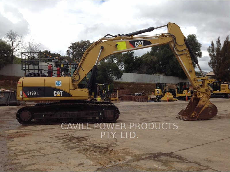 caterpillar 319dl 421707 014