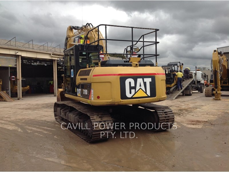 caterpillar 319dl 421707 017
