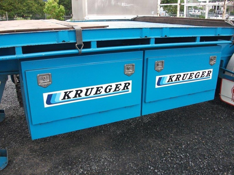 krueger b double flat top 429051 005