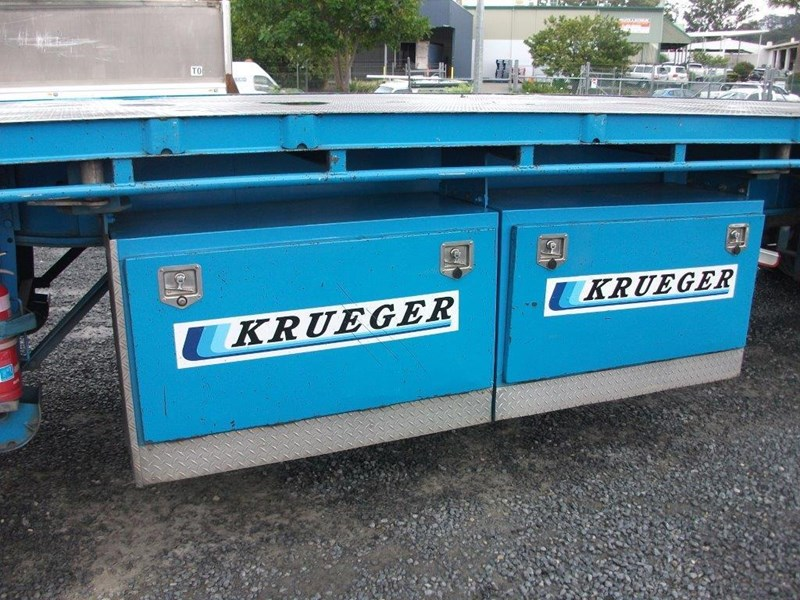 krueger b double flat top 429051 017