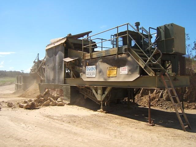 crushing plant granulator 429235 027