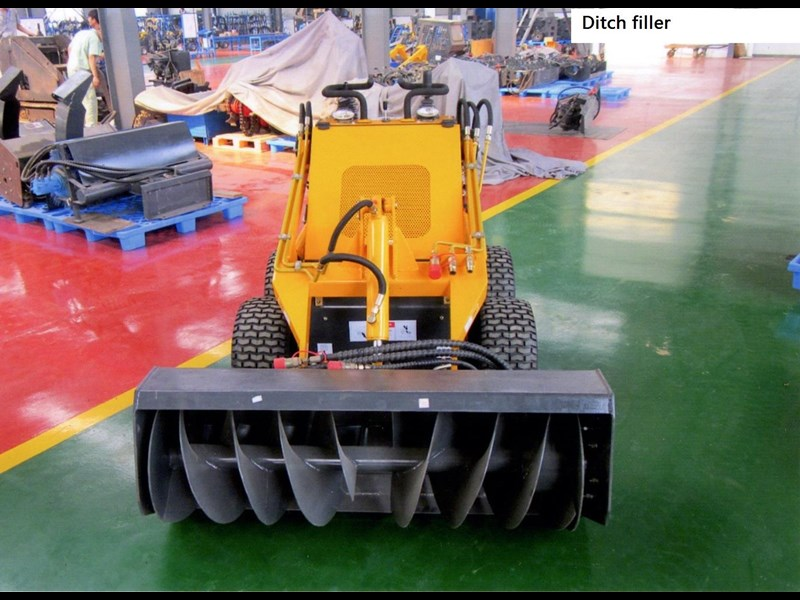 hysoon trench filler suits mini diggers skids mini loaders 429295 001