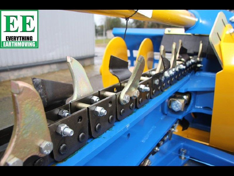 auger torque trenchers // excavators 5t to 10t, high flow skidsteer loaders and backhoes 429385 001