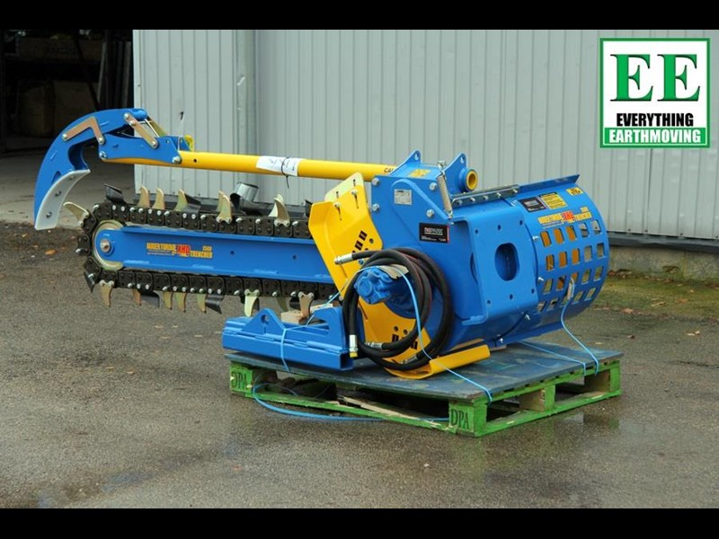 auger torque trenchers // excavators 5t to 10t, high flow skidsteer loaders and backhoes 429552 021