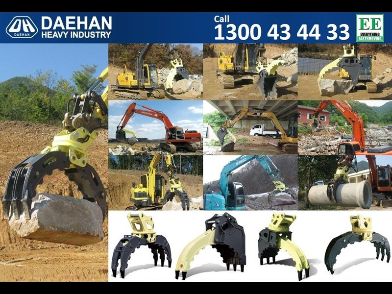 auger torque trenchers // excavators 5t to 10t, high flow skidsteer loaders and backhoes 429552 049