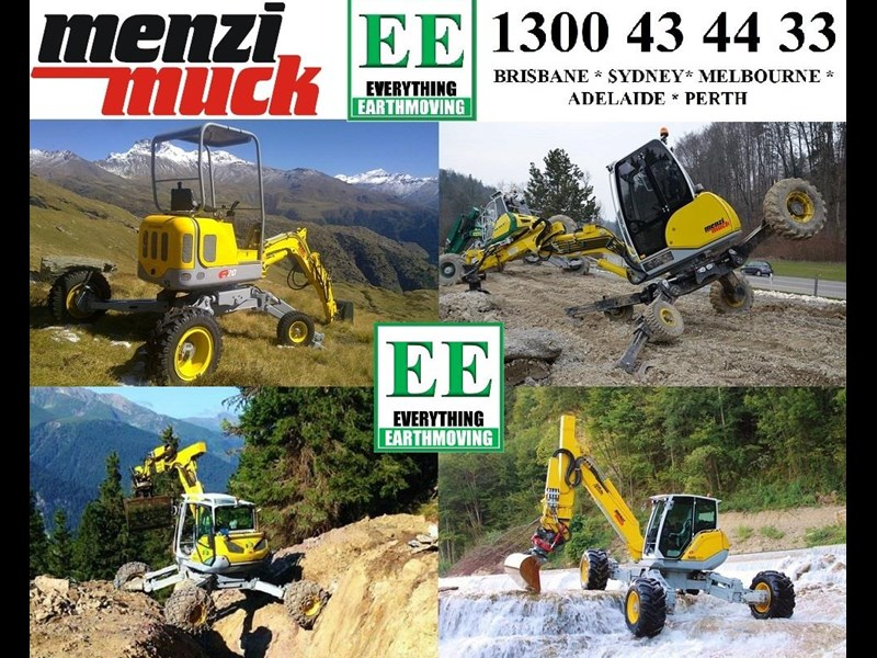 auger torque trenchers // excavators 5t to 10t, high flow skidsteer loaders and backhoes 429552 059
