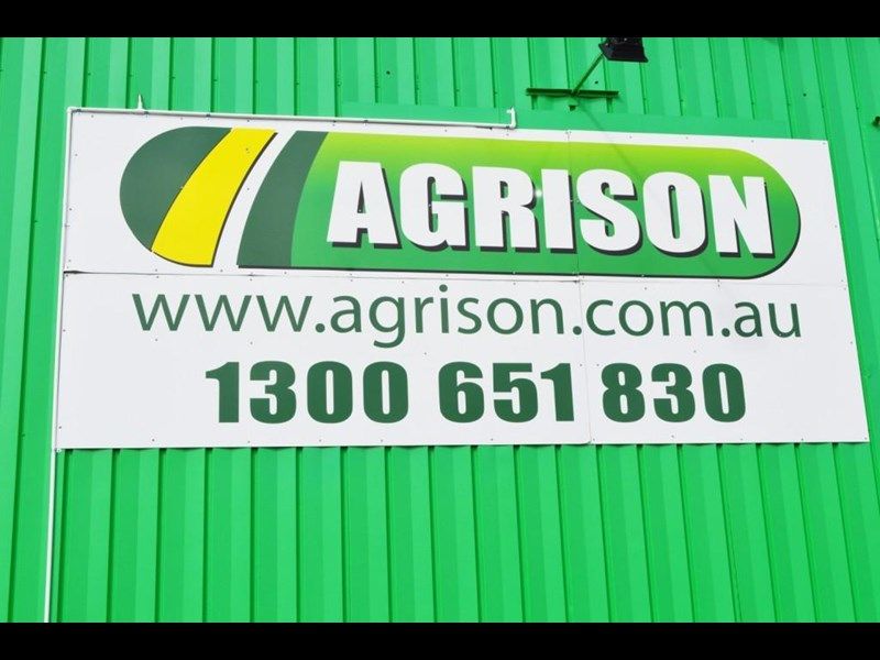 agrison 55hp ultra g3 + rops + 6ft slasher + front end loader (fel) + 4in1 bucket 429472 029