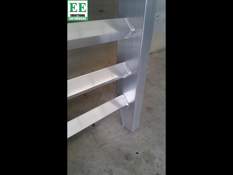 sureweld aluminium loading ramps call everything earthmoving 1300 43 44 33 429553 027