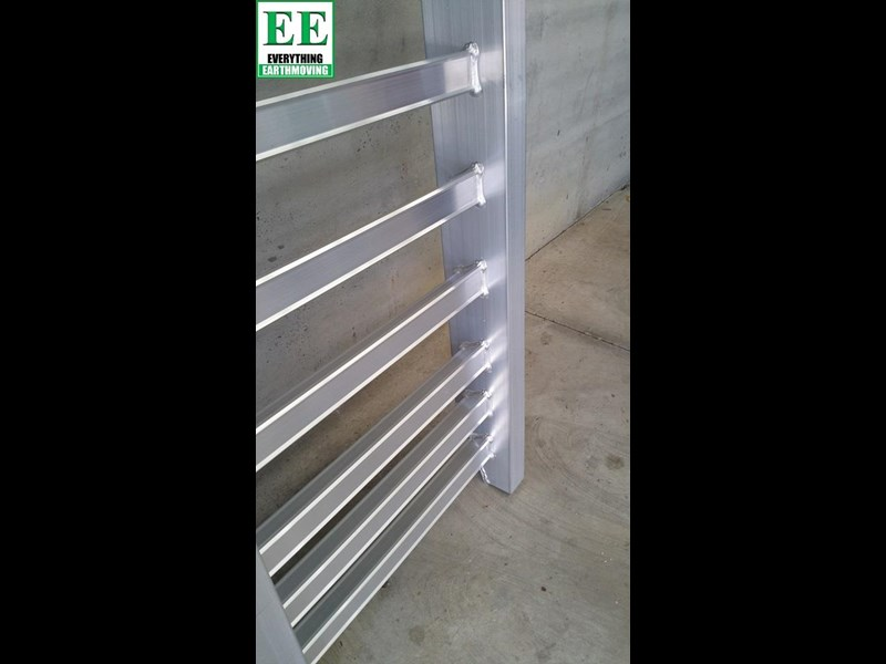 sureweld aluminium loading ramps call everything earthmoving 1300 43 44 33 429553 029