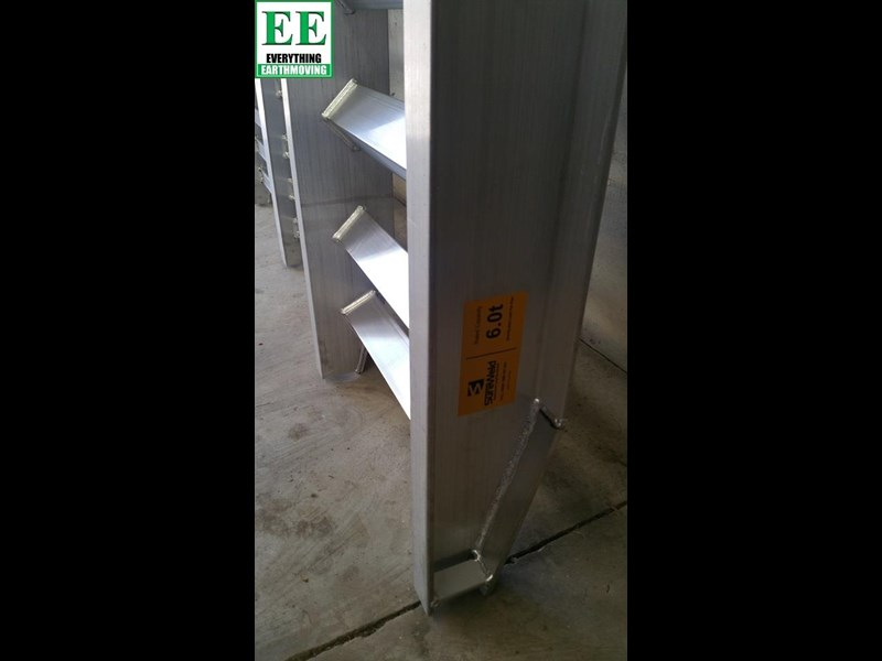 sureweld aluminium loading ramps call everything earthmoving 1300 43 44 33 429553 031