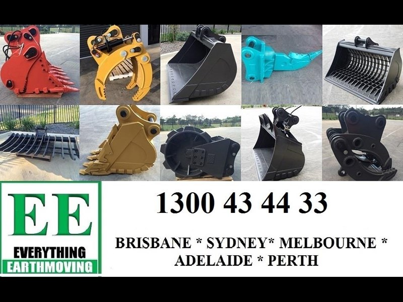 everything earthmoving 5-6 tonne buckets 429859 009