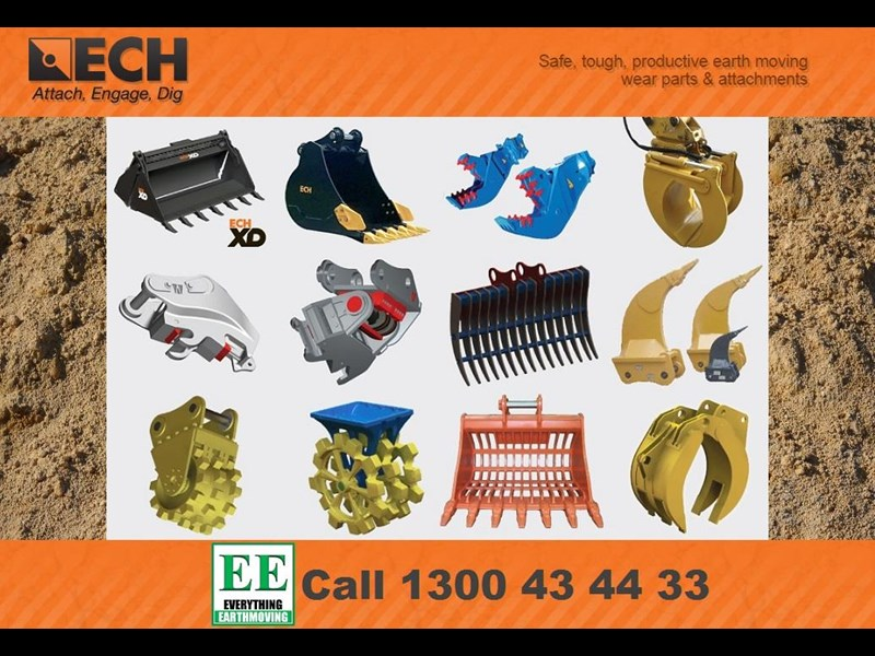 everything earthmoving 5-6 tonne buckets 429859 012