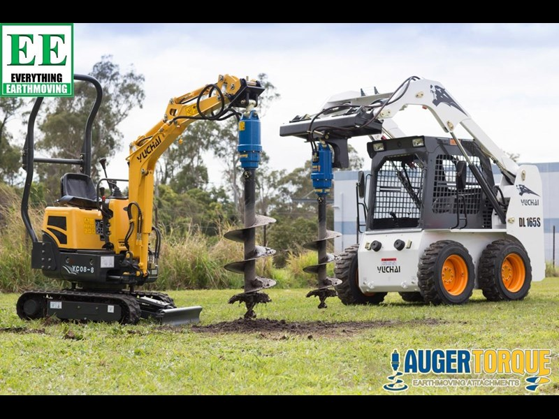 auger torque mt600 1.5 - 4.5 skid steers and mini loaders 429911 019