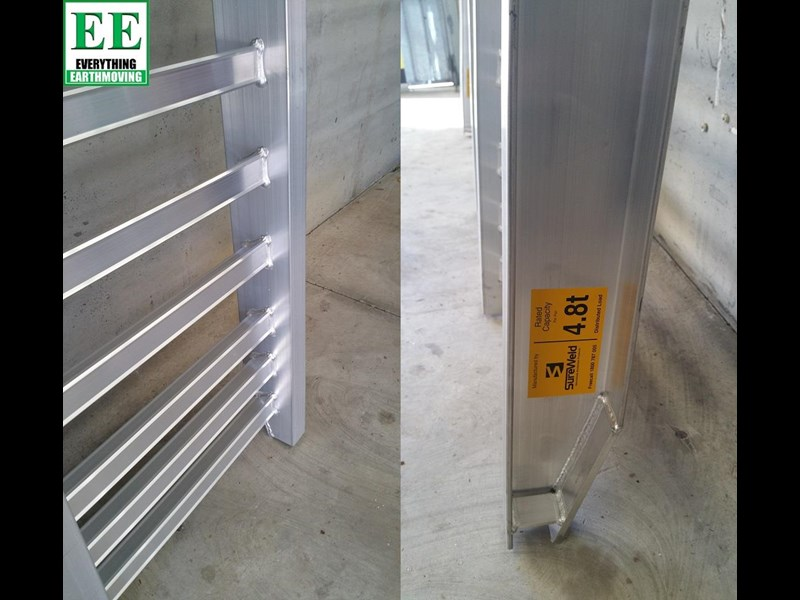 sureweld aluminium loading ramps 429990 019