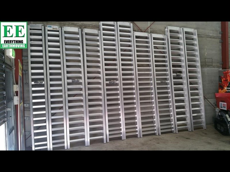 sureweld aluminium loading ramps 429990 037