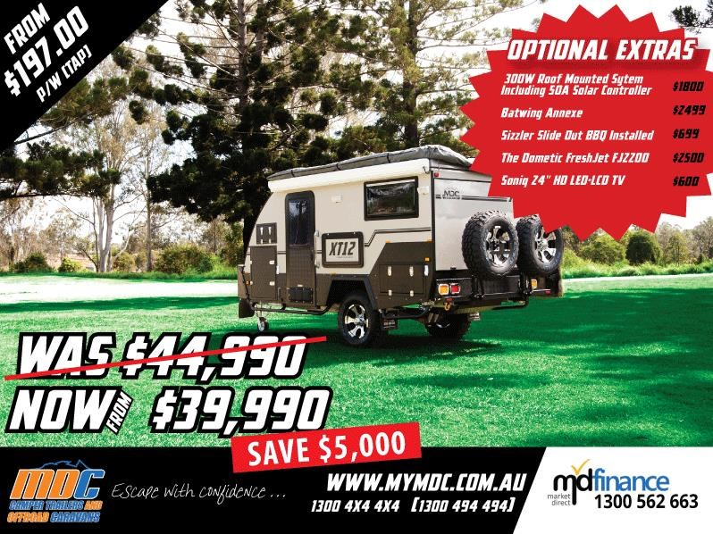 market direct campers xt - 12db 343371 001