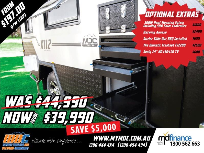 market direct campers xt - 12db 343371 005