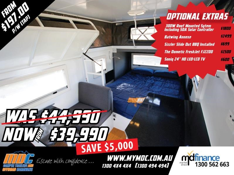 market direct campers xt - 12db 343371 008