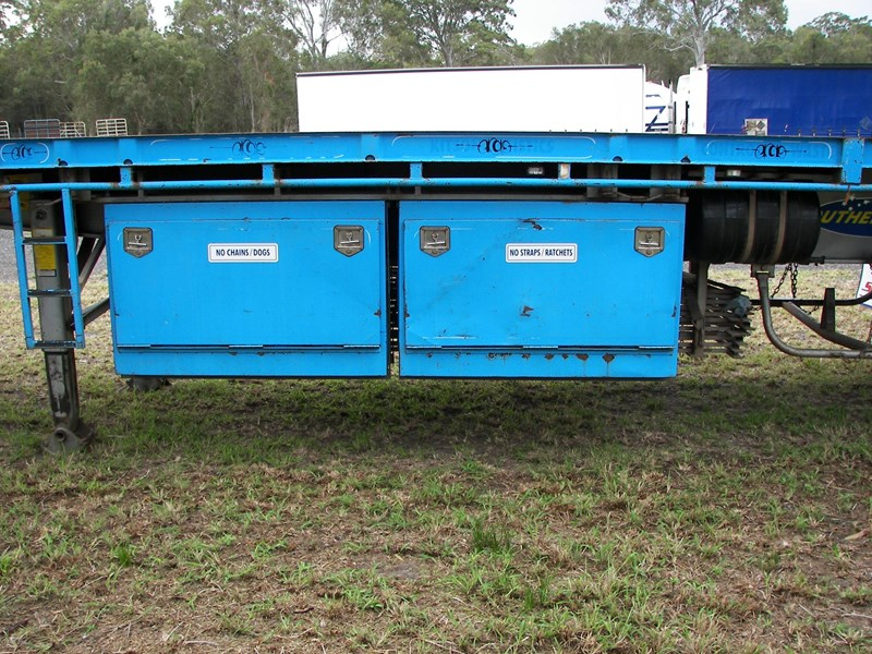 southern cross standard triaxle 430463 009