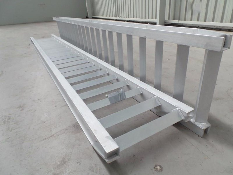 workmate 4 ton alloy loading ramps 10079 005