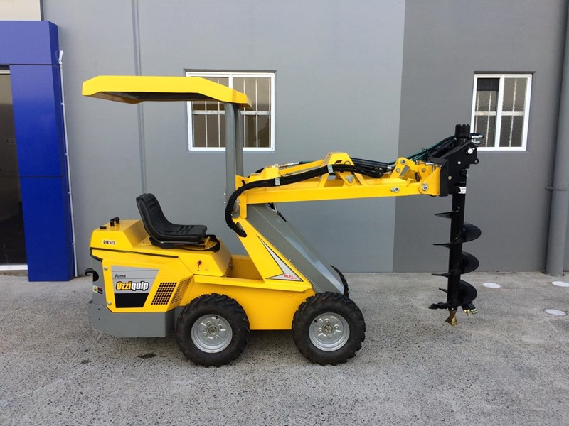 ozziquip puma mini loader fencer package 431121 015