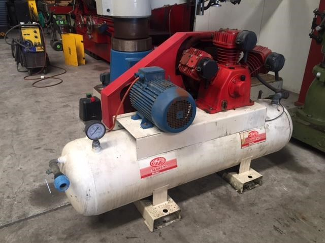 compak 3 phase reciprocating compressor 431139 003