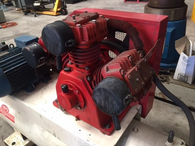 compak 3 phase reciprocating compressor 431139 013