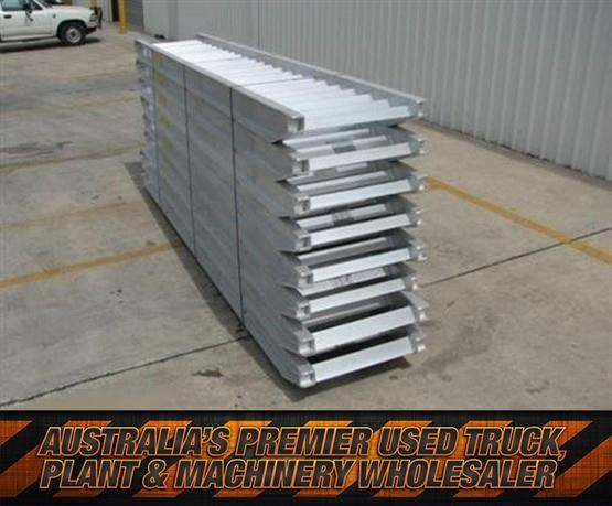 workmate 5 ton alloy loading ramps 431155 001