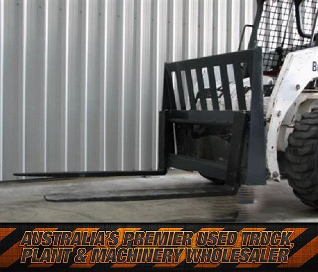 workmate skid steer pallet forks attachment 431344 001